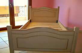 Κρεβάτι κλασικό