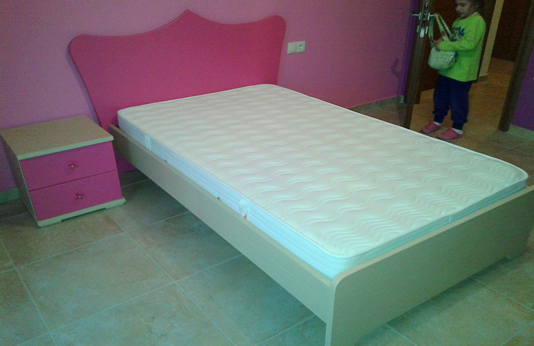 Κρεβάτι κορώνα