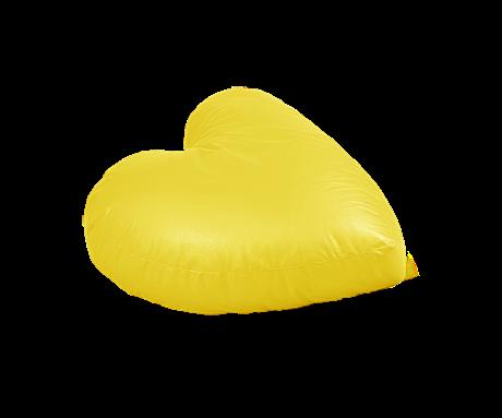 Πουφ Καρδιά Μαξιλάρι Α